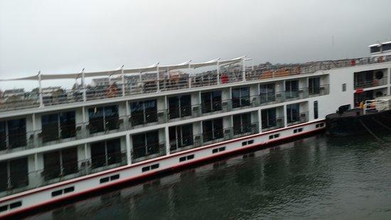 Lignan-De-Bordeaux, ฝรั่งเศส: Viking Long Ship Idi