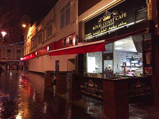 Royal Coast Cafe Restaurant Cardiff Photos Restaurant