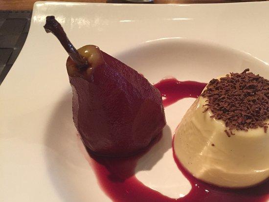 White Beach, Australia: Awesome dessert