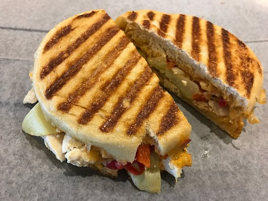 Glastonbury, CT: Small Panini