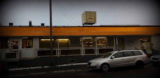 Миккели, Финляндия: Cafe Kirpputori Ajaton