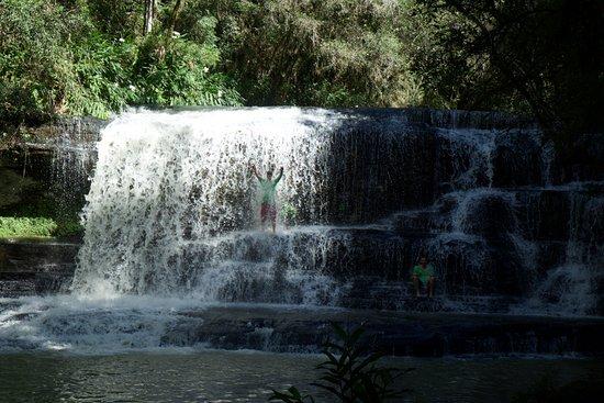 Prudentopolis, PR: cachoeira bem próxima