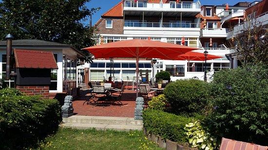 Romantik Hotel Achterdiek: Außen-Anlage