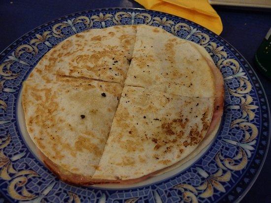 Jijona, Spanien: Tortilla