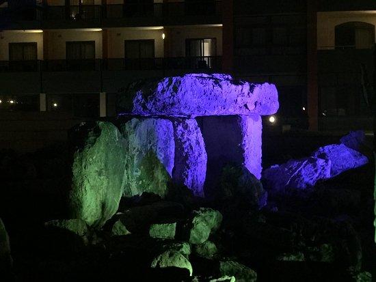 Dolmen Resort Hotel: Hotel Dolmen - Bahía de San Pablo - Malta