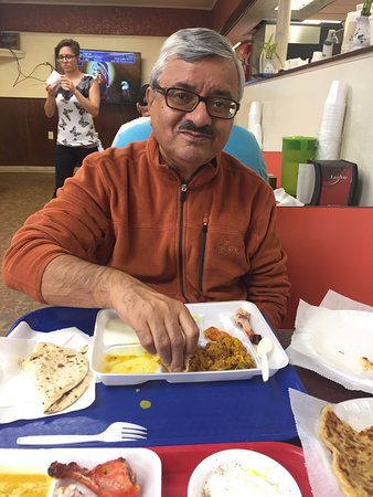 San Jon, نيو مكسيكو: Taste of India San Jon NM-- buffet lunch