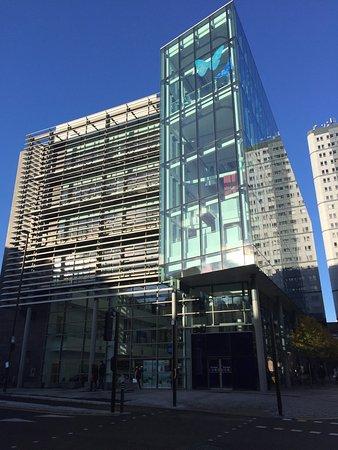 New City Library: внешний вид библиотеки
