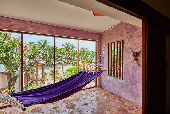 La Perla Del Caribe: Villa Amethyst hammock