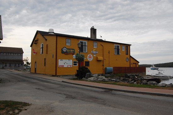 Shelburne, Canadá: Nearby Restaurant
