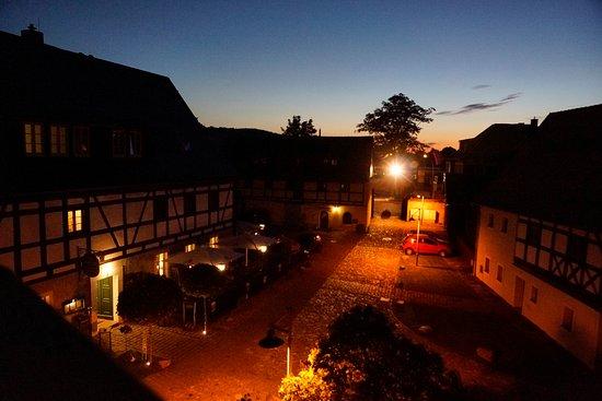 Hotel Saigerhütte: Blick zum Restaurant