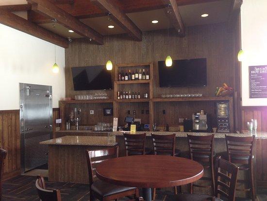 Alder Creek Cafe Restaurant Is Inside The Adventure Center