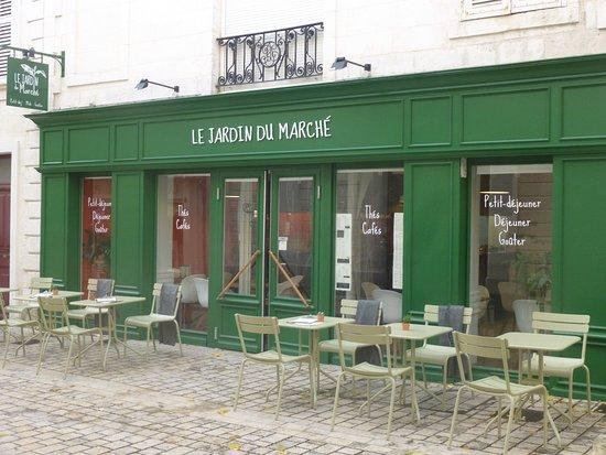Le Jardin Du Marche La Rochelle Restaurant Reviews