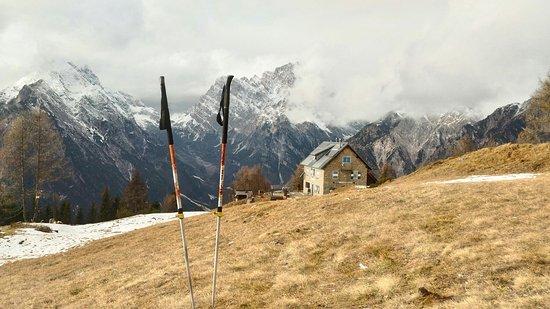 Calalzo di Cadore, Italy: Rifugio Alpino Dino e Giovanni Chiggiato
