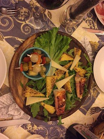 la Trattoria : Top eten cq prijs kwaliteit dik in orde!