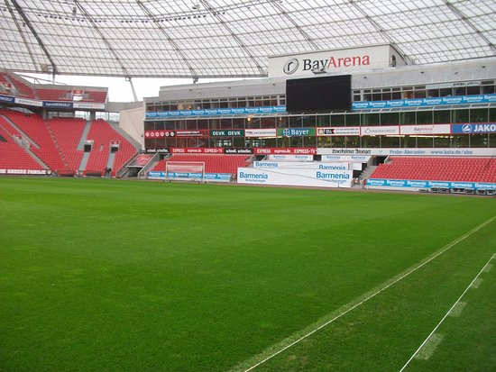 Leverkusen, Germany: Bay Arena