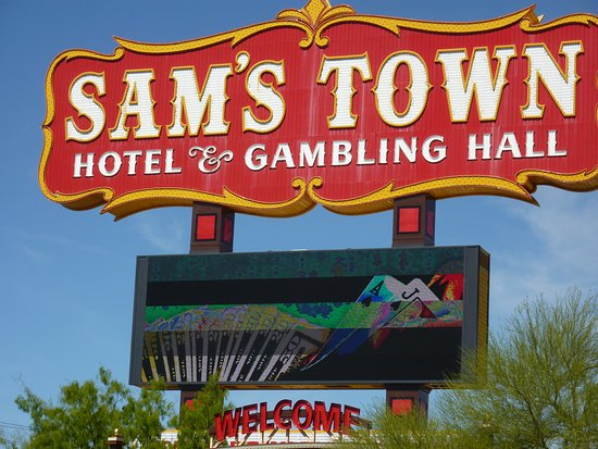 Sam's Town Hotel and Gambling Hall: Sam's Town Hotel