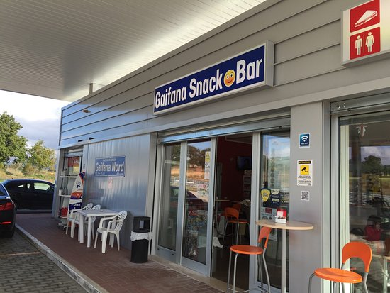 Gualdo Tadino, Italien: Gaifana Snack Bar