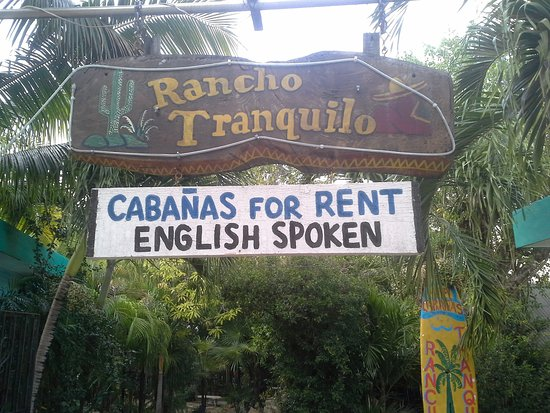 Rancho Tranquilo: rancho tranquillo says it all.