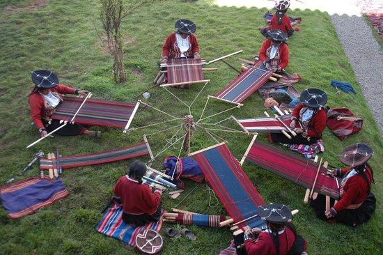 Chinchero, Peru: artesãs