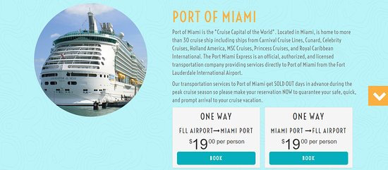 port of miami picture of miami port express fort lauderdale rh tripadvisor com