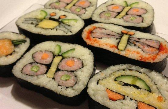www pussygalores com sushi Korsør