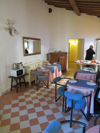 Casa Mastacchi: Breakfast room