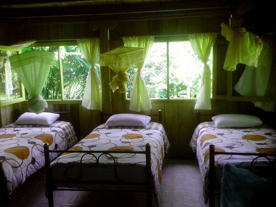 La Casa de Cecilia: Dormitorio/ Schlafsaal