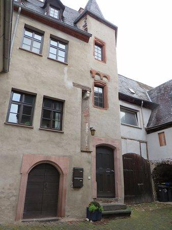 Ediger-Eller, Germany: Bisschoppelijke paleis Eller