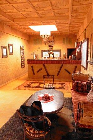 Hotel Kasbah Mohayut: Reception