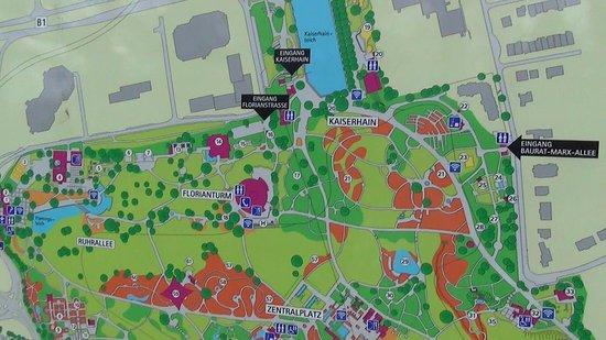 Westfalenpark Picture of Westfalenpark Dortmund TripAdvisor