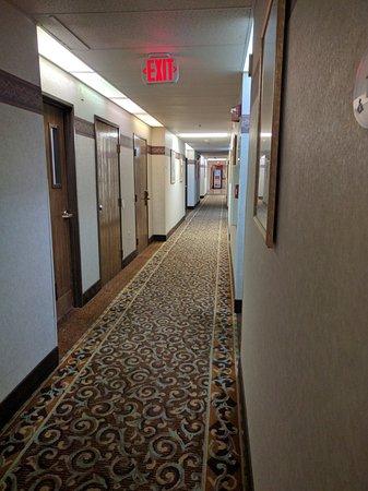 Anderson, CA: Hallway