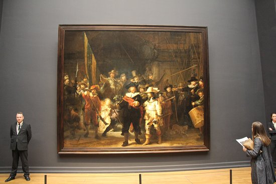 Night Watch by Rembrandt Picture of Rijksmuseum Amsterdam