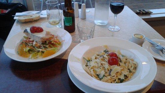 Tamar Cove Motel Restaurant: 20161122_201144_large.jpg