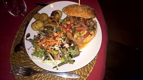 Le Colonel Moutarde : notre burger colonel