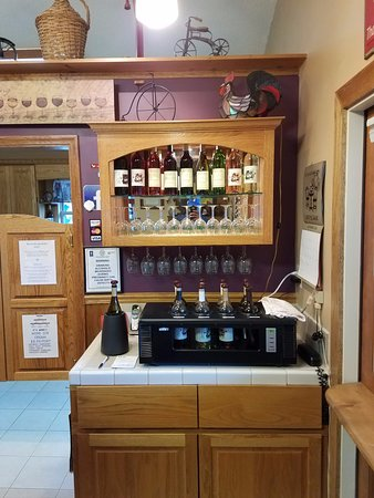 Hightower Creek Vineyards: A Snapshot of the inside