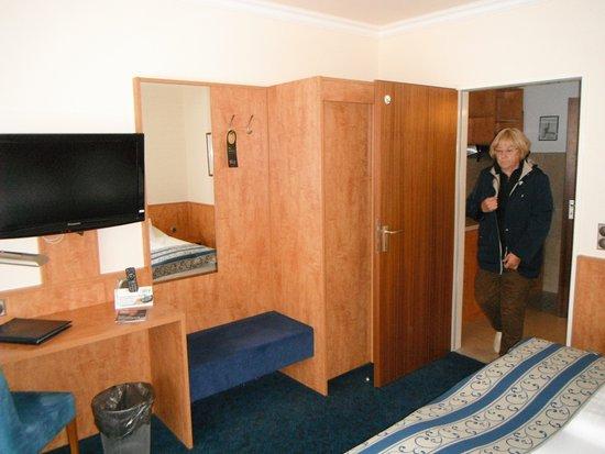 Apartment-Hotel Hamburg Mitte: Apartment- suite
