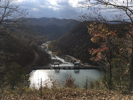 Ansted, Virginia Occidental: Dam