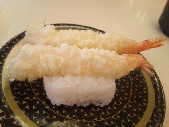 Susono, Japón: 海老天 揚げたてアツアツの海老天ぷら
