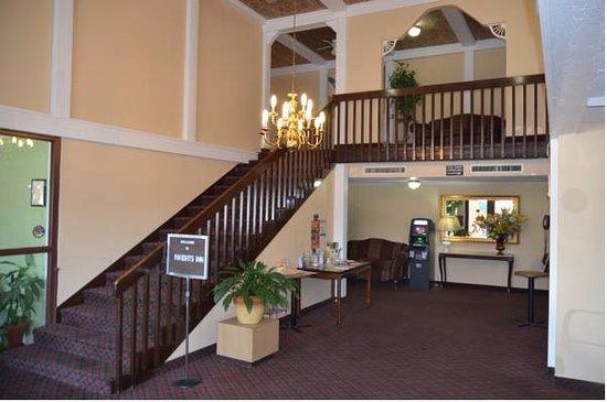 Knights Inn Memphis : Lobby