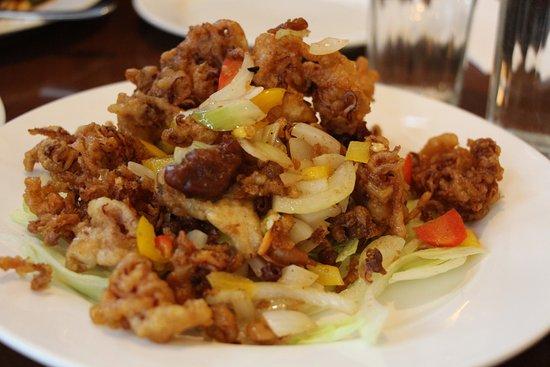 Aming Dim Sum Profi: Seafood