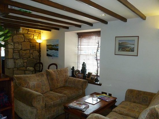 Tillicoultry, UK: Lounge