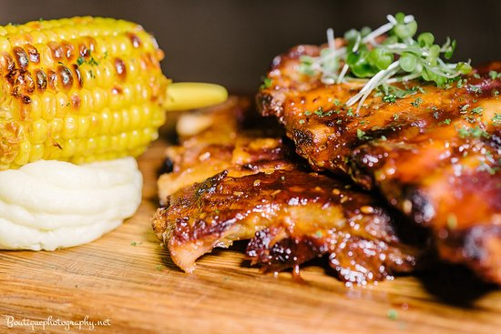Roscommon, Ireland: Mouthwatering Barbecue Ribs