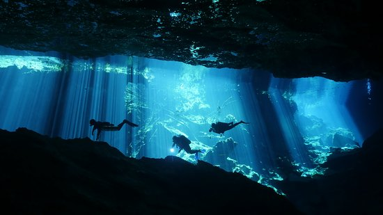 kukulkn cenote diving