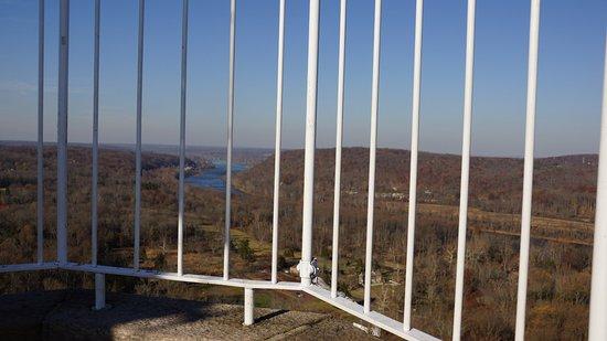 Washington Crossing, PA: The view