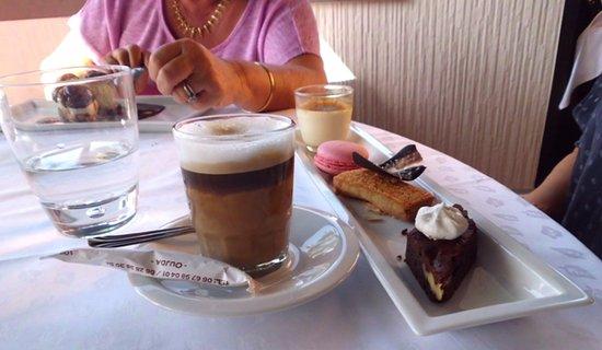 La Scala: Café gourmand