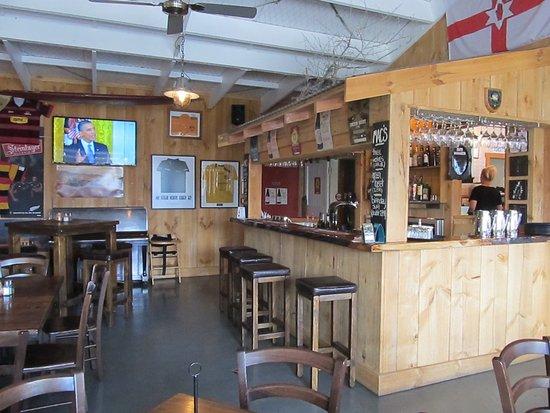Waihi Beach, نيوزيلندا: The Bar