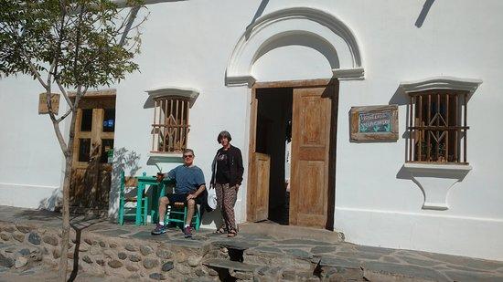 Foto de Hosteria Villa Cardon