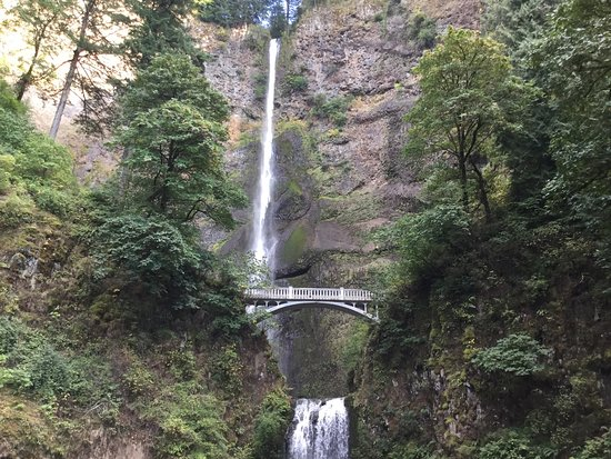 Troutdale, OR: Multnomah Falls!
