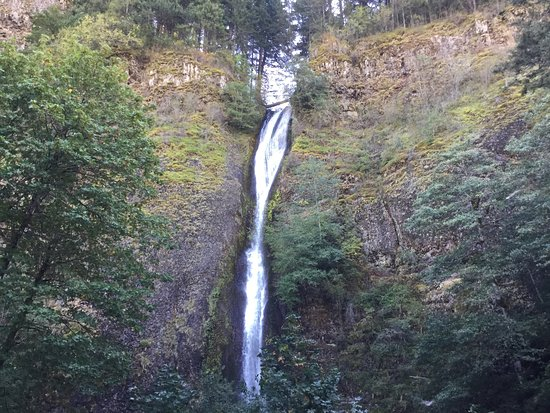 Troutdale, Oregón: Horsetail Falls!