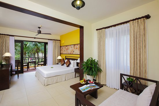 Pandanus Resort: Junior Suite